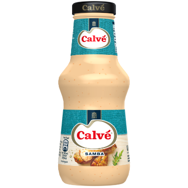 Calve Dressing Samba 250 ML 8711200402533