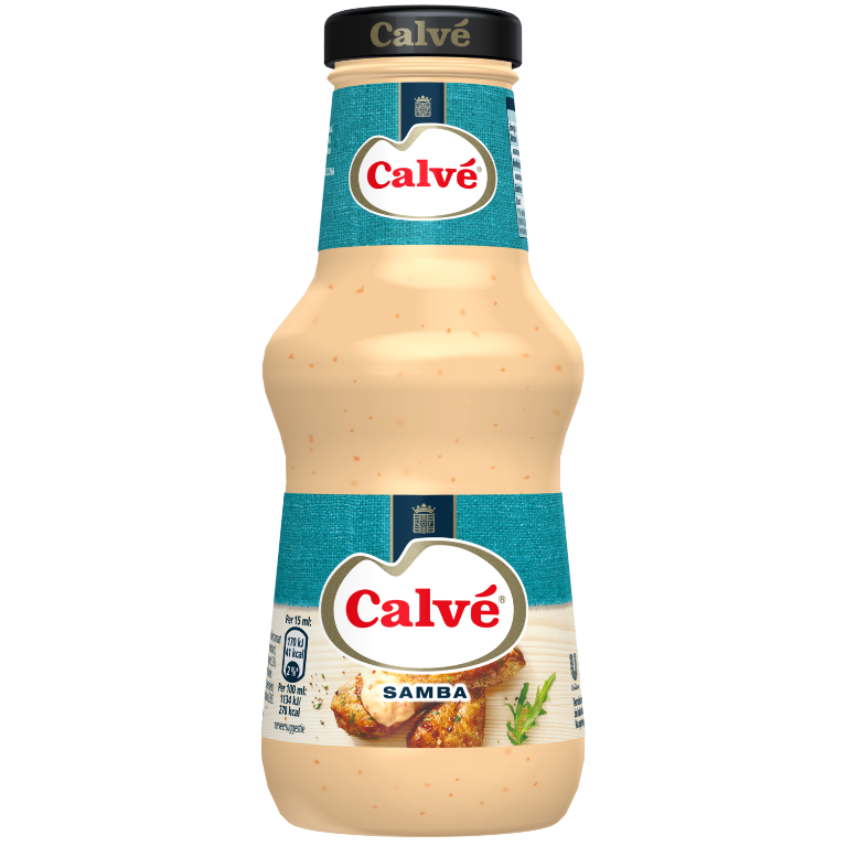Calve Dressing Samba 250 ML